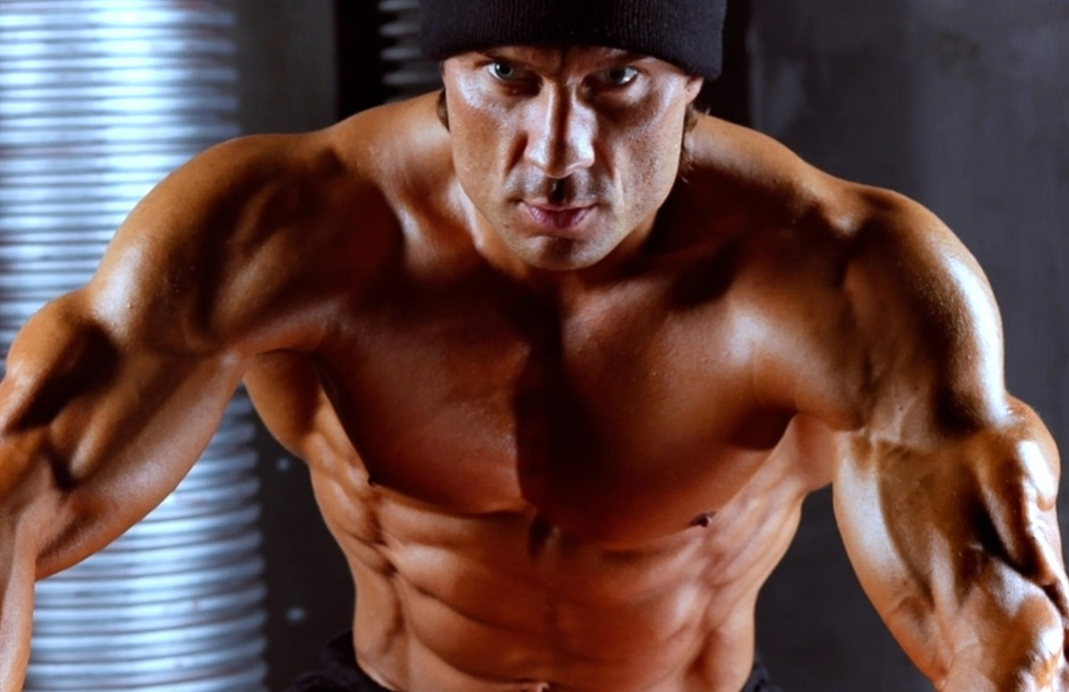 Set of exercises for men