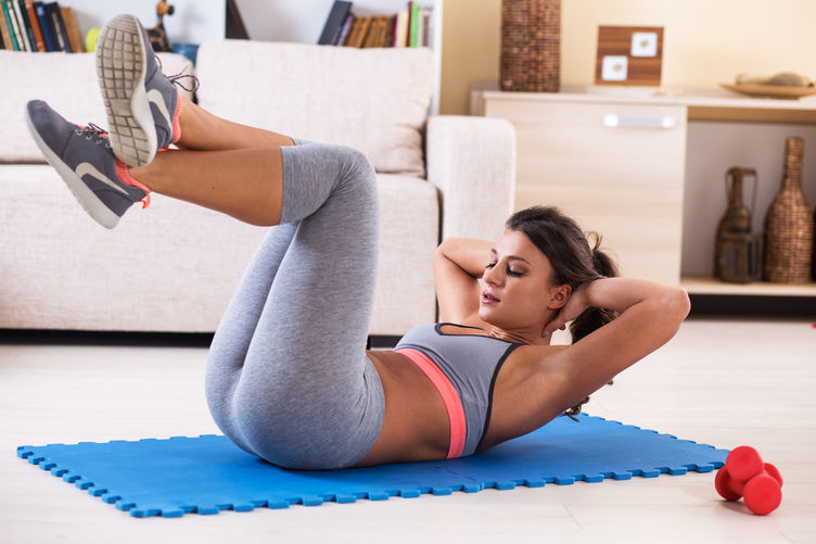 fitness at home workouts